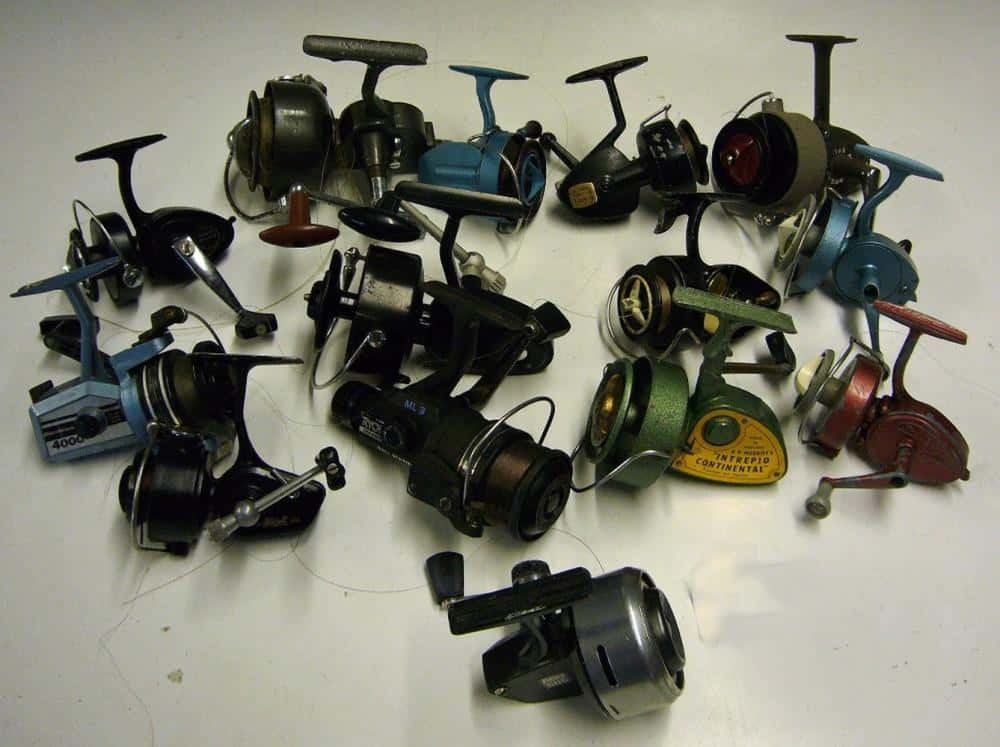 Photo of History on Spinning Reels