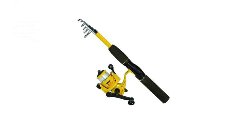 Photo of Eagle Claw Telescopic Fishing Rod Review
